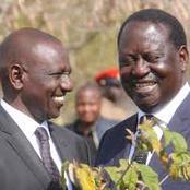 Looming Ruto-Raila Alliance Sends Jitters to President Kenyatta's Allies