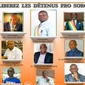 Justice: Les 15 détenus pro-Soro libérés et placés sous contrôle judiciaire.