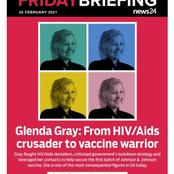 From fighting HIV/Aids Denialism To Securing Vaccine: Why Glenda Gray Is On A Mission