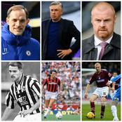 Throwback Photos Of Thomas Tuchel, Carlo Ancelotti And Sean Dyche As Players