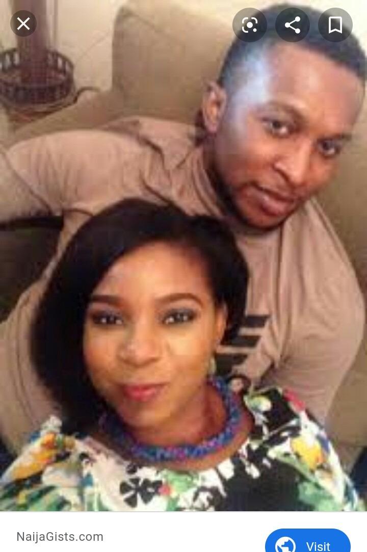Actress Genevive Nnaji's Daughter And Her Husband. See Photos