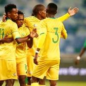 South Africa names squad to face Ghana and Sudan in 2022 AFCON qualifiers