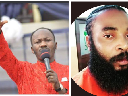 Mixed Reactions As Apostle Johnson Suleman Shares New Message