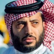 مفاجأة غير متوقعة من تركي آل الشيخ للاعبي الاهلي..
