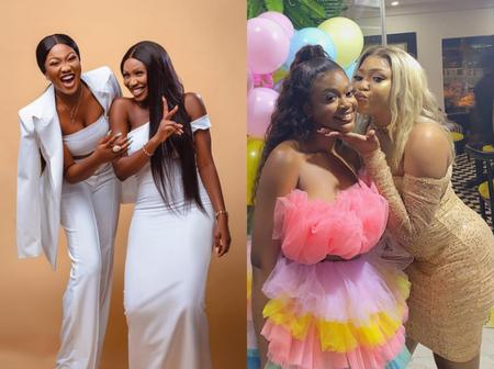 Loved Up Photos Of 10 Young Stars And Their Siblings (Photos)