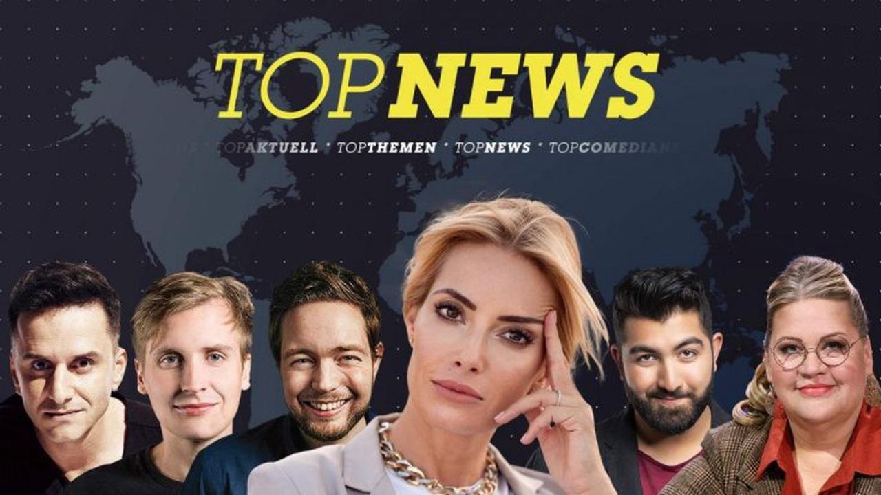 """""""RTL Topnews"""" bei RTL nochmal sehen: Wiederholung der Show im TV und online"""