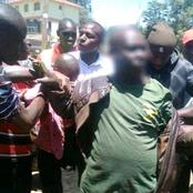 Drama In Kilifi After A Rogue Employer Is Busted Taking Advantage Of A Female Job Seeker In A Hotel