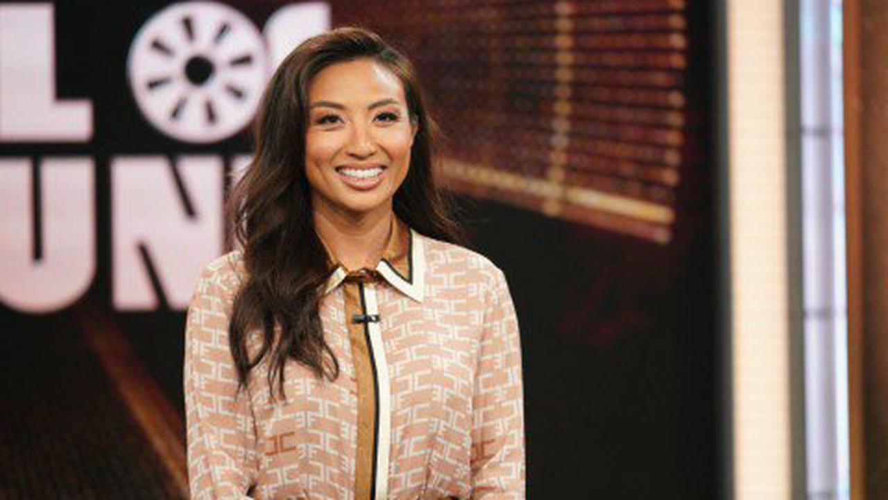The Real's Jeannie Mai expecting first child with rapper Jeezy