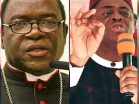 Fani Kayode Reacts To Sokoto Muslim Solidarity Forum's Threat To Bishop Kukah, See What He Said.