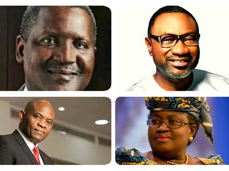 See Throwback Photos Of 4 Nigerian Billionaires that will inspire your hustle.