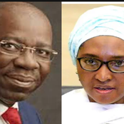 Nigerian government finally reacts to Obaseki's allegation about