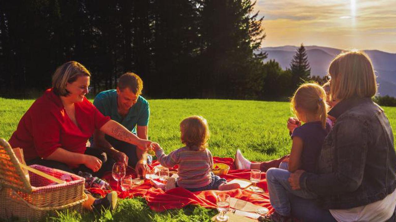 Picknick-Sommer im Hochschwarzwald