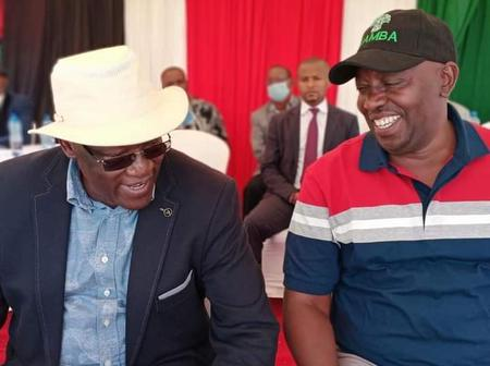 Major Blow for Muthama After Longtime Ally Abandons him