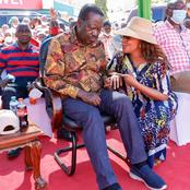 Raila Gets Embarrassed as he Makes his First Rally in Taita Taveta County