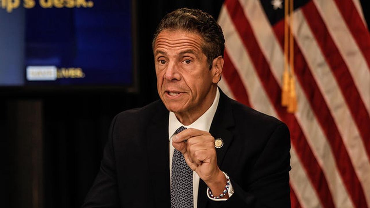 Accuser says Cuomo must 'take responsibility for his predatory behavior'
