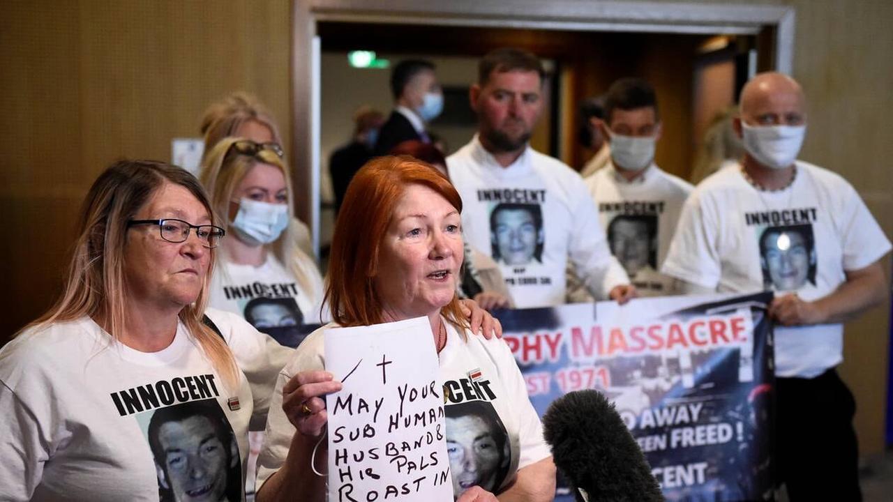 Irlande du Nord. Cinquante ans après, la justice reconnaît une bavure de l'armée britannique