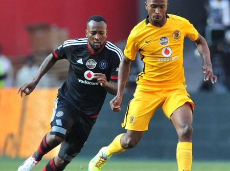 I hope Pirates not Chiefs wins the league- former Kaizer Chiefs player