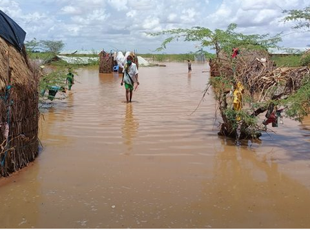 Residents From Tana River County Complain Of Floods