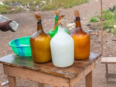 See What Palm Wine Does To Your Health