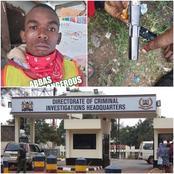 DCI Breaks Silence After Killer Cop Hessy Wa Dandora Gunned Down Dangerously Armed Thug
