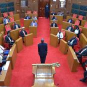 Moses Kuria Issues Hilarious Warning as MCAs Expect Car Grants as Promised by President Uhuru