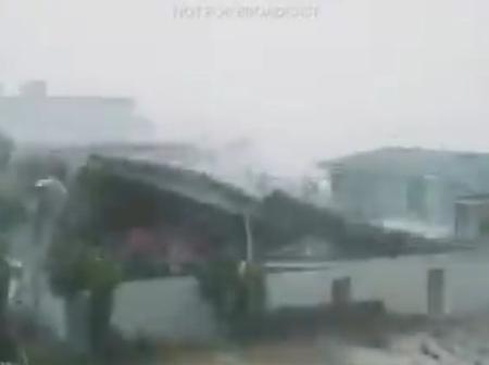 Watch Video: Tropical Cyclone Devastates Mozambique