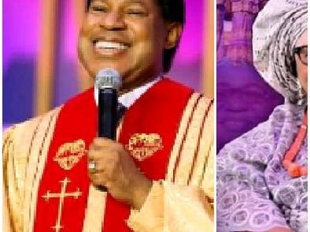 Mother of Pastor Chris Oyakhilome is a Blessed Woman