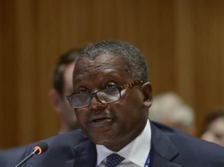 Aliko Dangote tipped to actually launch stunning takeover bid for Arsenal