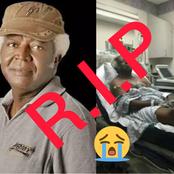 Nollywood actor dies