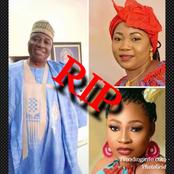 SAD : Comrade Silas Adamu, His Wife And Only Daughter Died In A Road Accident Yesterday (PHOTOS)