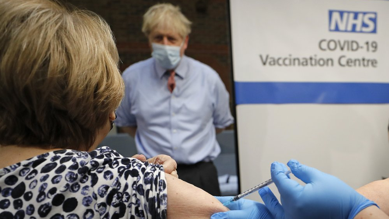 UK records 1,280 COVID19 deaths, 55,761 infections