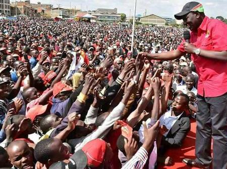 BodaBoda Operators Plan Demonstration as Millions Donated by William Ruto Allegedly Go Missing