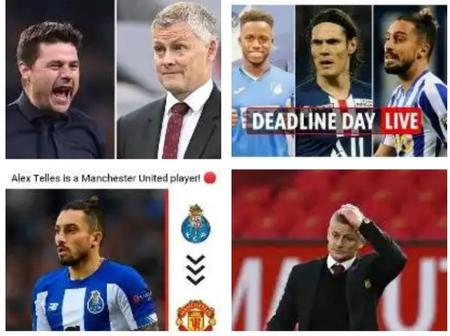 Manchester United latest transfer News