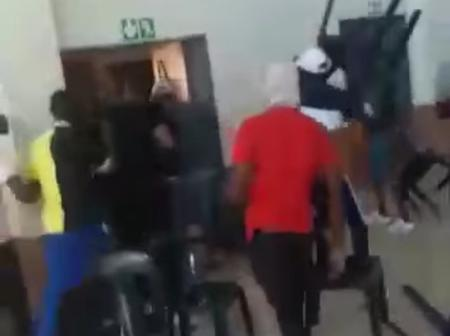 WATCH: ANC member attacked to death by fellow comrades