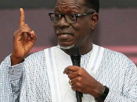 Beginning Of New Month; Pastor Mensah Otabil Reveals What Is About To Happen