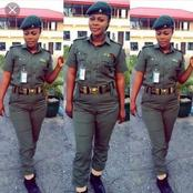 She is a Nigerian Soldier but She Slays like a Queen (Pictures)