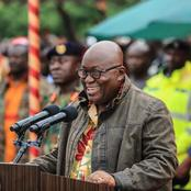 Judge me by my records: Nana Akufo-Addo.