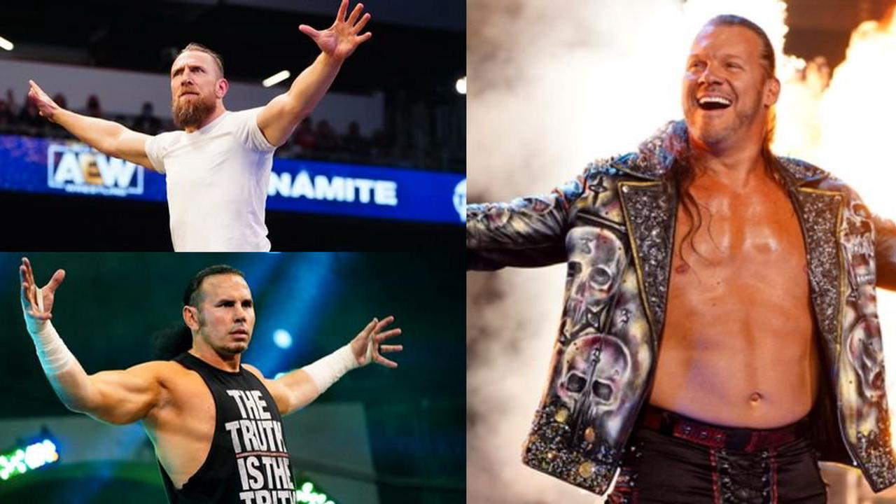 10 AEW Stars Who Are Future WWE Hall Of Famers