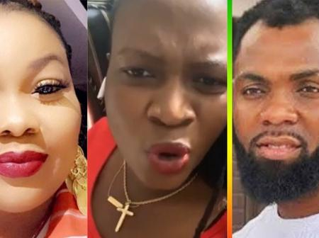 You ugly woman I'll clash you Boot for Boot if you joke with Rev. Obofour — Ayshia Modi fires Agradaa