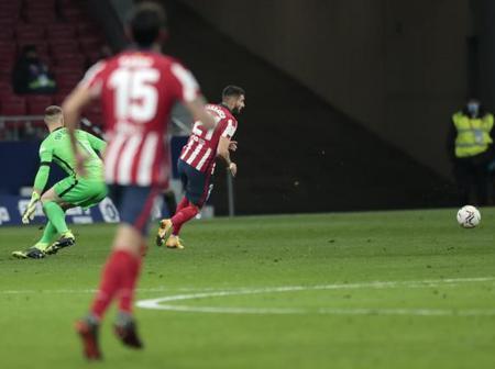 Barcelona should replace him; see Ter Stegen Blunder against Athletico Madrid