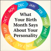 Here is What Your Birth Month Says About Your Love Life And Much More