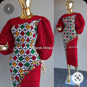 Do You Have A Wedding To Attend On Saturday? See 50 Fabulous And Uncommon Ankara Outfits