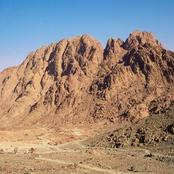 Remember Where God Gave The Ten Commandments? See Photos Of The Mountain & Country It is Located