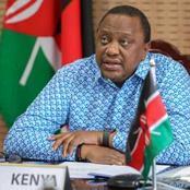 President Uhuru Kenyatta Mourns With The El-Maawy Family