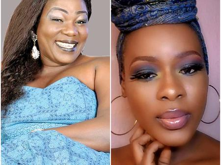Popular Actress, Mrs Ada Ameh loses Her Only Child.