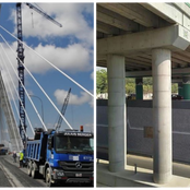 Compare Lagos And Kano Flyovers, Which State Has Most Beautiful Flyovers?