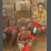 Video: Two Kids Exposes Another Kid Who Was Teaching Them How To Steal
