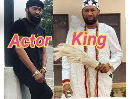 Meet The Famous Yoruba Actor Who is A King in Ijebu, Ogun State (Photos)