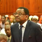 Orengo: As ODM We Are Not Interested Working With Ruto, We Have a Better Deal In Handshake