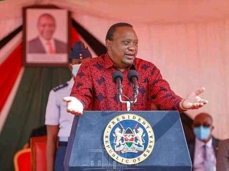 Uhuru's 2022 Predicted Lineup